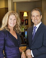 Carldsbad dentists Dr. Stephen Dankworth and Dr. Kimberly Corrigan-Dankworth