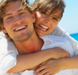 Smile in Encinitas and San Marcos CA with aesthetic dentistry