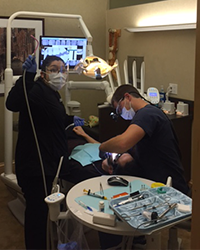 Restorative dentistry in Carlsbad, California