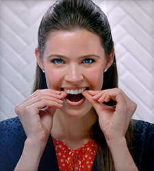 Invisalign treatment in Carlsbad straightens teeth for patients throughout Encinitas and San Marcos CA.